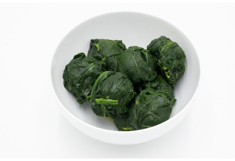 IQF Spinach Ball